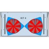 Комплект для уменьшения скорости потока вентилятора Smeg 3924