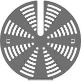 Комплект для уменьшения скорости потока вентилятора Smeg 3927