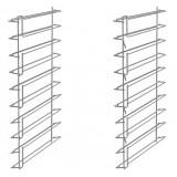 Подставка для GN1/1 и решеток Smeg RGN11-10